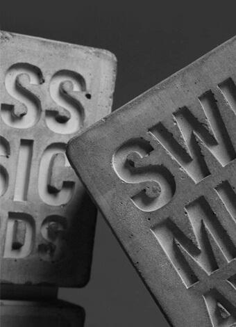 SWISS MUSIC AWARDS BRANDING